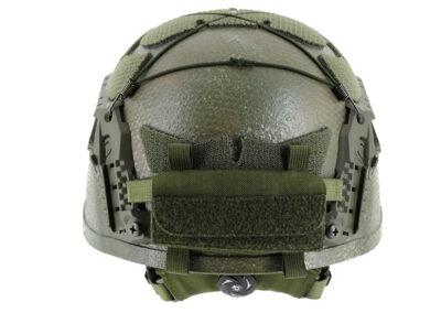 BK-ACH military helmet sestan-busch protection