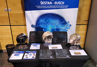 ŠESTAN-BUSCH presented innovations and development projects on National Innovation Exhibition