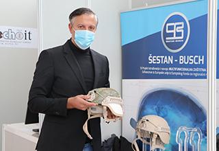 "ŠESTAN-BUSCH  – Goran Basarac, director of strategic development and project implementation interview in magazine ""Zaštita"""